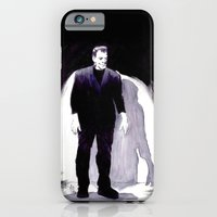 Science's Monster Terror iPhone 6 Slim Case