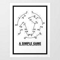 Bill Shankly - A Simple … Art Print