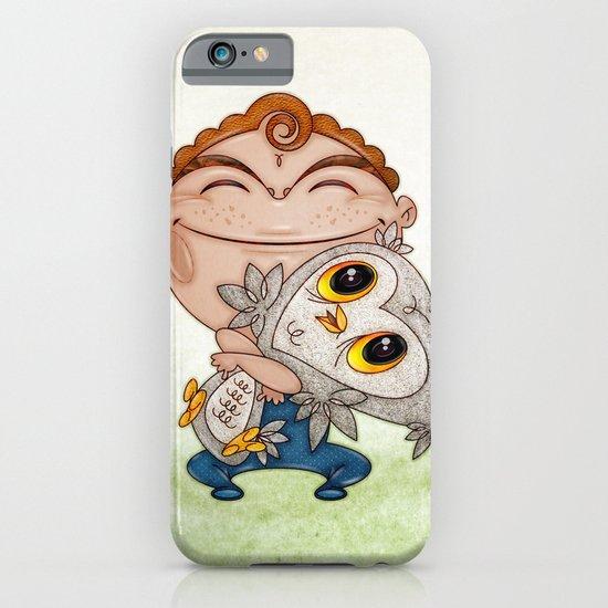 Búho iPhone & iPod Case