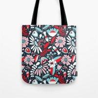 Annabelle Flirt Tote Bag