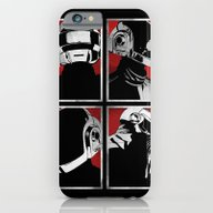 iPhone & iPod Case featuring DAFT by DrakenStuff+
