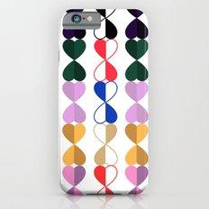 Hearts iPhone 6s Slim Case