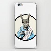 Java Llama iPhone & iPod Skin