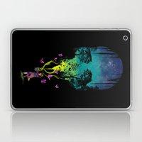 THE FORBIDDEN BUTTERFLIE… Laptop & iPad Skin