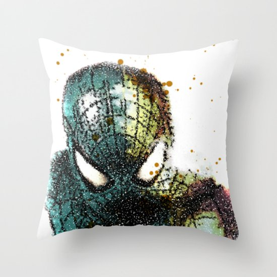 UNREAL PARTY 2012 THE AMAZING SPIDEY SPIDERMAN Throw Pillow