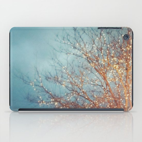December Lights iPad Case