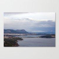 Toulon France 6662 Canvas Print