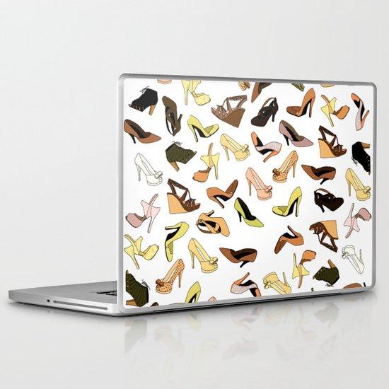 Shoes Laptop & iPad Skin