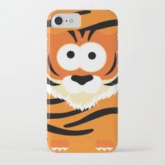 Minimal Tiger Slim Case iPhone 7