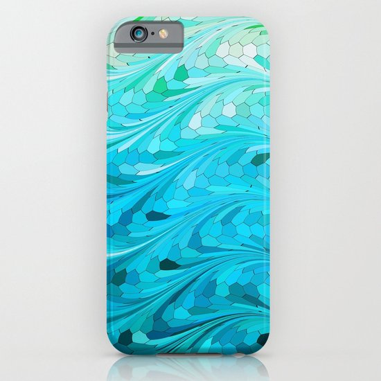 Azure iPhone & iPod Case