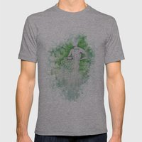 Love as Pain - Anahata in the heart Mens Fitted Tee Athletic Grey SMALL