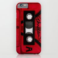 Thriller The Tape iPhone 6 Slim Case