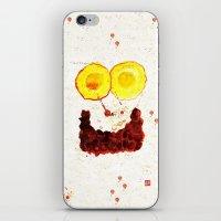 Monster Series=Ha__Ng iPhone & iPod Skin
