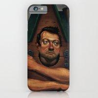 Agoriphobia iPhone 6 Slim Case