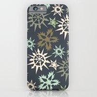 unlikely snowflakes iPhone 6 Slim Case