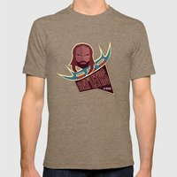 Bat'leths of Kronos Mens Fitted Tee Tri-Coffee SMALL
