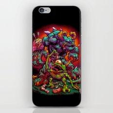 PIXARMAGEDDON iPhone & iPod Skin