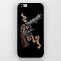 Shooting 35mm iPhone & iPod Skin