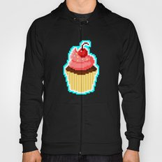Pixel Cupcake Hoody