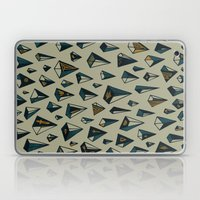 Triangles Are My Favorit… Laptop & iPad Skin