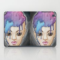 Submersion In The Cosmos iPad Case