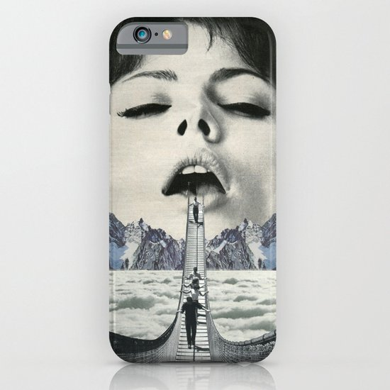 The great escape iPhone & iPod Case