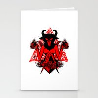 Blackmagic.red Stationery Cards
