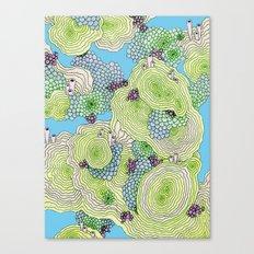 Reef #3.5 Canvas Print