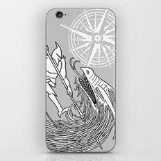 Slaying the Dragon iPhone & iPod Skin