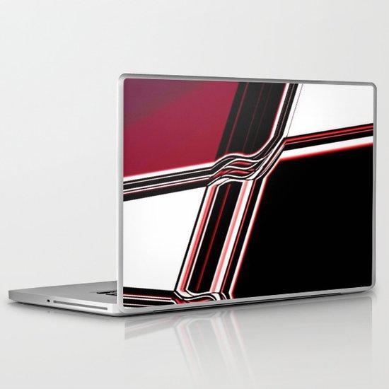 Barred Laptop & iPad Skin