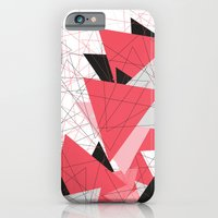 iPhone & iPod Case featuring Triangle U185 by Luisa Mähringer