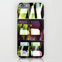 iPhone & iPod Case featuring Glass by Anna Brunk