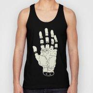THE HAND OF DESTINY / LA… Unisex Tank Top