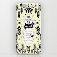 Lady Honey iPhone & iPod Skin