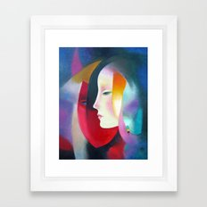 Ruben17 Framed Art Print