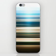 Canyon Stripes iPhone & iPod Skin