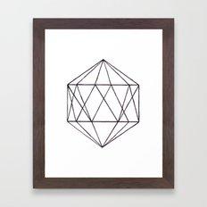 Prism Framed Art Print