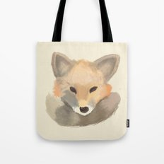 Scarftail Tote Bag
