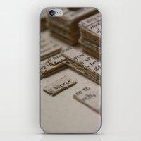 Book Art Maze 2 iPhone & iPod Skin