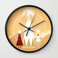 Journey Wall Clock