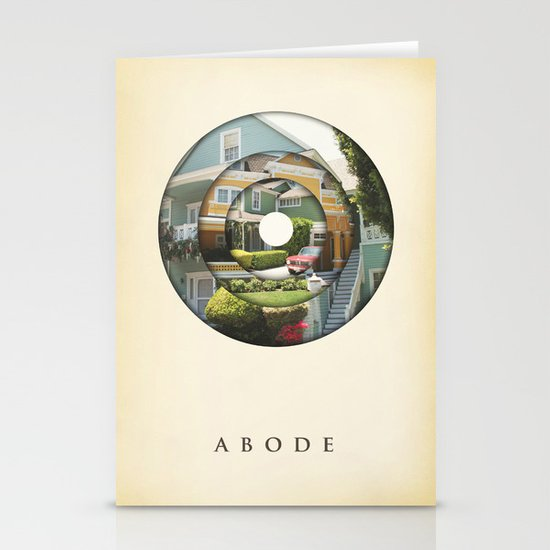 abode Stationery Card
