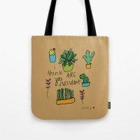 Plant Love. Tote Bag
