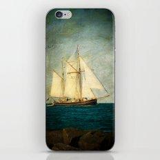 Baltic Sailing iPhone & iPod Skin
