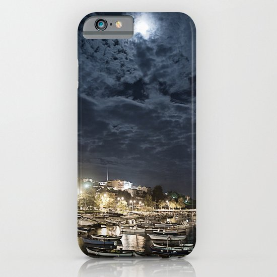 And the Moon to Rule the Sea iPhone & iPod Case