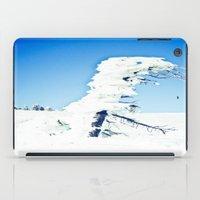 Snow Blown iPad Case