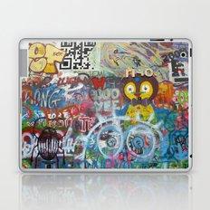 Graffiti Love Laptop & iPad Skin