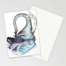 Elephant Shower Stationery Cards