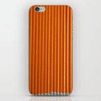 Pencil iPhone & iPod Skin