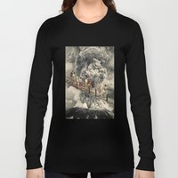 The Eruption... Long Sleeve T-shirt