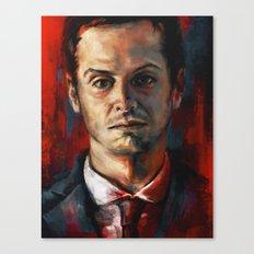 James Moriarty Canvas Print